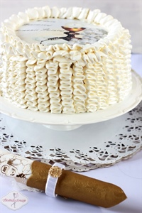 Tort komunijny miodowy