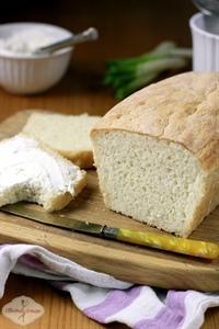 Szybki chleb tostowy