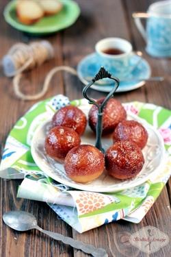 Pączki indyjskie – Gulab Jamuns