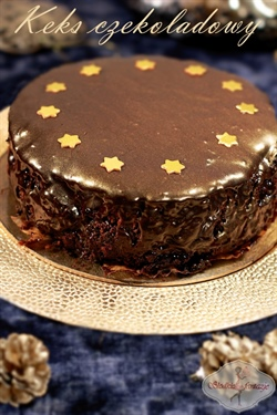 Keks czekoladowy