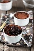 Pieczony deser czekoladowy - ekspresowy