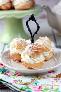 Ciasto parzone/ptysiowe