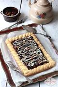 Mazurek czekoladowy – obłędny