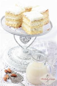 Obłędne ciasto a'la Raffaello