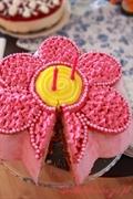Tort urodzinowy dla Córci