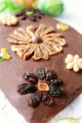 Mazurek czekoladowy a