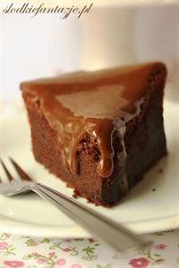 Obłędne ciasto czekoladowo-kawowe