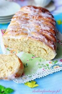 Szwedzki chlebek z kardamonem