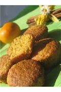 Aromatyczne muffiny pomarańczowe