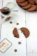 Ciasteczka nutellowe