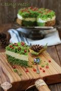 Ciasto Leśny mech wersja FIT