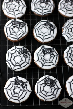 Ciasteczka pajęczyny