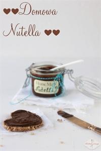 Domowa nutella... i dlaczego nie jem tej sklepowej