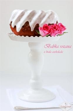 Babka różana