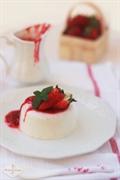 Panna cotta jogurtowa
